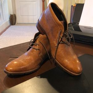 Cole Haan / Nike Air ankle boots size 11.5M